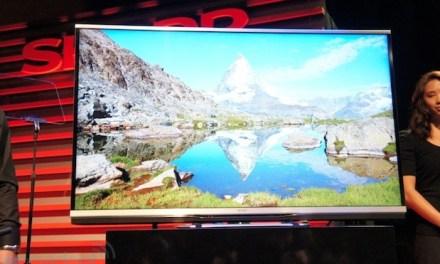 Ultra HD TV: Sharp werkelt bereits an 8K-TV-Geräten