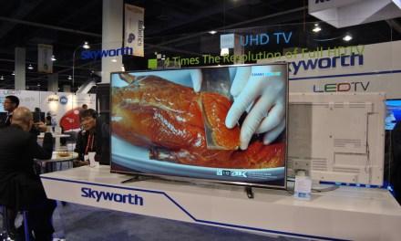 Ultra HD erreicht bereits Schwellenländer – Skyworth bringt 4K Fernseher nach Indien
