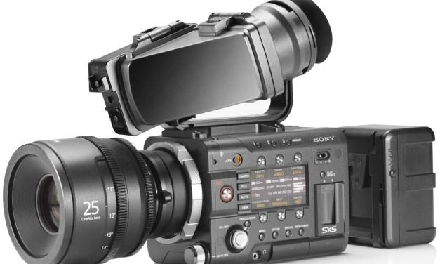 Sony Ultra HD Kameras 4K PMW-F5 und PMW-F55 in ersten Videos zu sehen