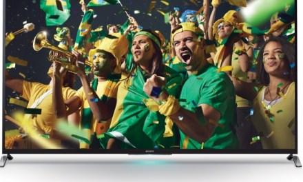 WM 2014: Sony zeigt Highlights in 4K-Auflösung