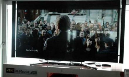 Sony KD-84X9005 ist laut Engadget der beste HDTV des Jahres 2012