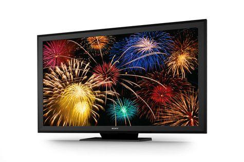 Sony 4K XBR LED TV noch 2012?