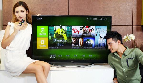 TCL 4K Fernseher: Günstige UHD TV's bald auch in Europa