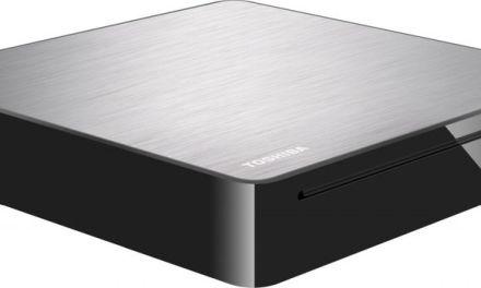 Toshiba BDX5500KE: Blu-ray-Player mit 4K-Upscaling