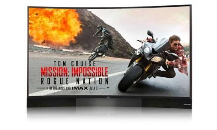 TCL S88 Curved 4K TVs mit Harman & Kardon Sound in 55 und 65 Zoll angekündigt