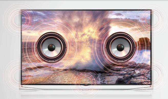 Harman Kardon entwickelt Soundsystem für LG Fernseher