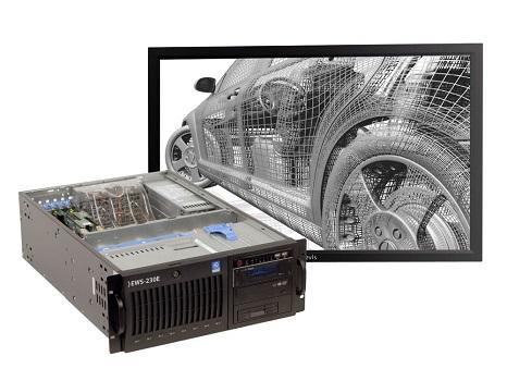 eyevis Ultra HD Displays: Portfolio auf sechs Geräte aufgesteckt