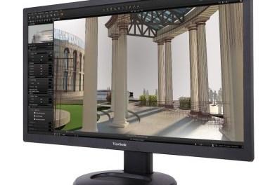 ViewSonic VG2860MHL-4K: Neuer 28 Zoll 4K-Monitor für anspruchsvolle Anwender