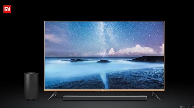 Xiaomi 4K TV mit 55 Zoll für 750 Euro vorgestellt