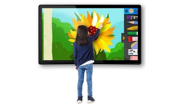 FUHU NABI: Ultragroßes UHD-Tablet für Kinder