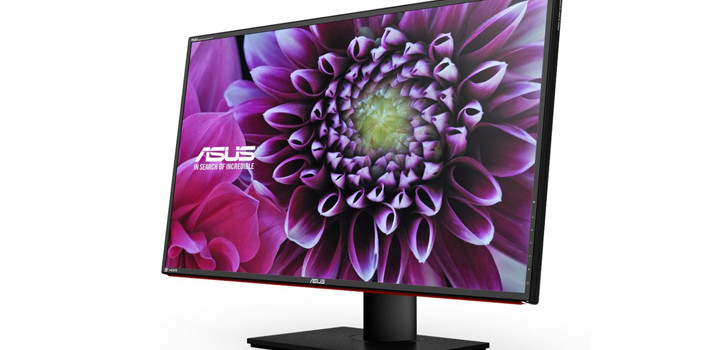 ASUS PA328Q: 32 Zoll großer UHD-Monitor für Profis