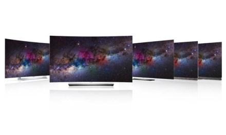 CES 2016: LG stellt neues 4K OLED TV Lineup mit HDR vor