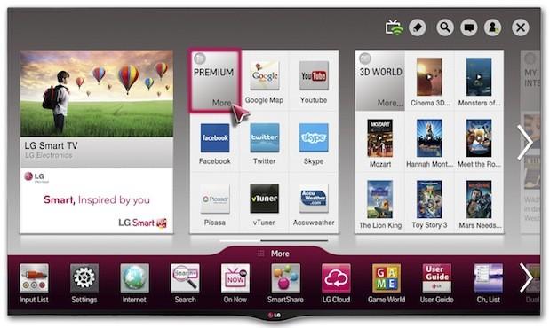 Update: Das Ultra-HD-Fernseher Line-Up von LG