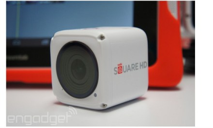 Nabi Square HD: Kinderfreundliche 4K-Kamera auf CES 2015