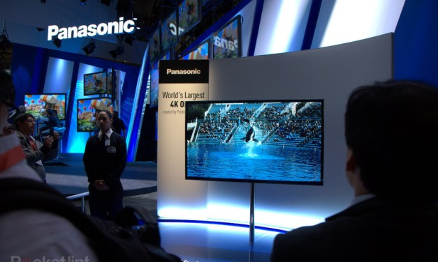 Panasonic: Weitere Ultra-HD-Produkte sollen 2014 folgen