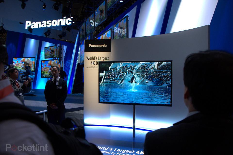 4K OLED TV von Panasonic im vierten Quartal 2013?