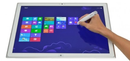 IFA 2013: Panasonic zeigt finale Version des 4K-Tablets