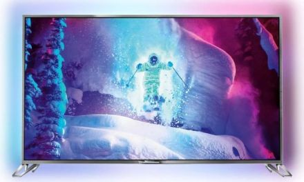 Philips 65PUS9809: Neues 4K-Flaggschiff mit Ambilight 4XL