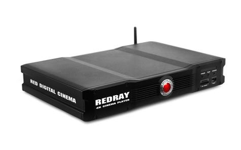 Ultra HD: REDRAY Player ab jetzt vorbestellbar