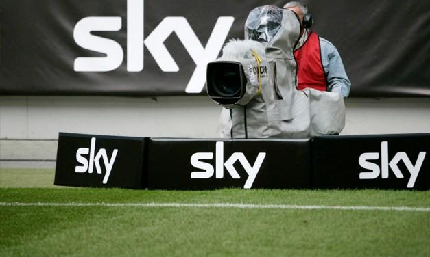 Sky: 4k-SuperZoom-Kamera bei Champions League im Einsatz