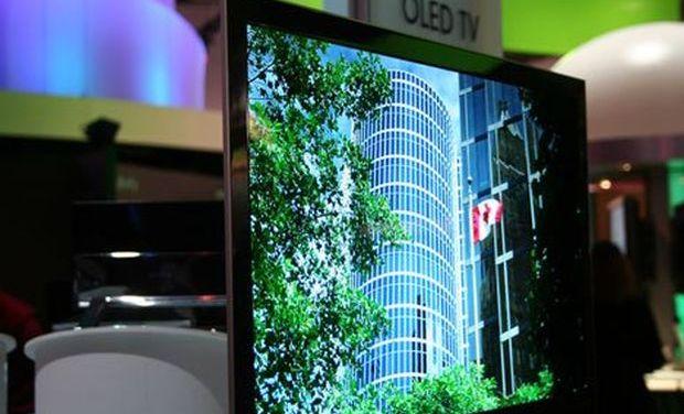 Sony zeigt 4K OLED TV auf der CES 2013