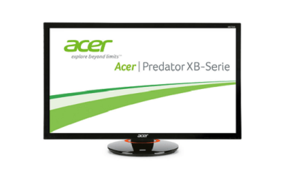 Acer Predator XB280HK: UHD- und G-Sync-Monitor für 600 Euro