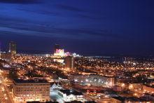 アトランティックシティ_夜景