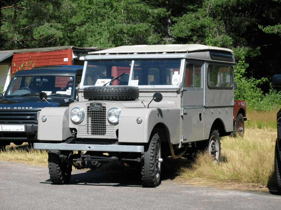 The Land Rover Series 1 - A Surprise Hit with the Public