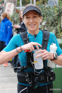Claire Price one of Asia-Pacific's finest female runners always seem to have a smile on her face