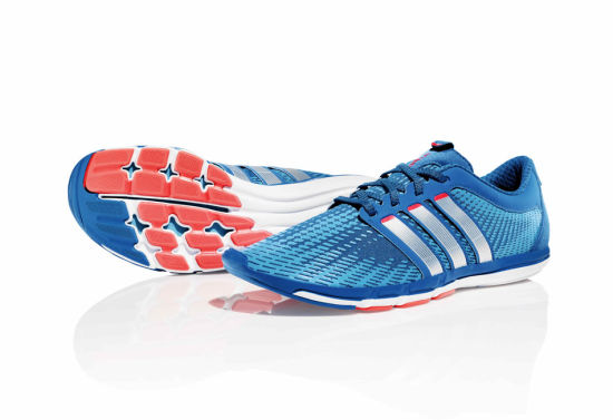 the latest 588d5 9674d Gear Review Adidas Adipure Gazelle