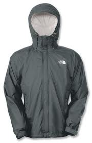 A sweet jacket from The North Face