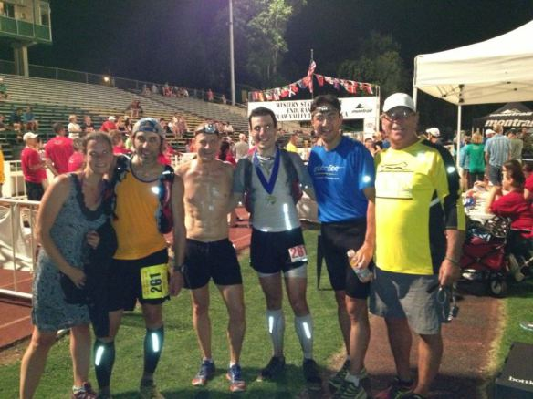 The right crew on race day can make or break your run