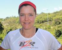 Congrats to Jess for taking out our Female Ultra Runner of the Year