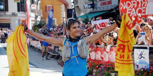 Xavier Thevenard has had limited racing this year and it showed at UTMB where he smashed it.