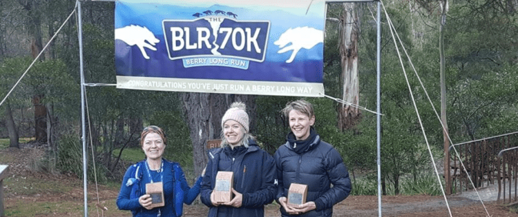 Weekend Wrap: Berry Long Run and the look ahead