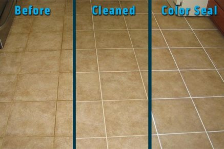 grout sealing dfw