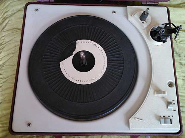 78 RPM Turntable