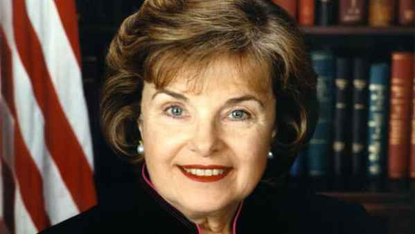 Senator Dianne Feinstein Wants NSA Spying Made Official ...