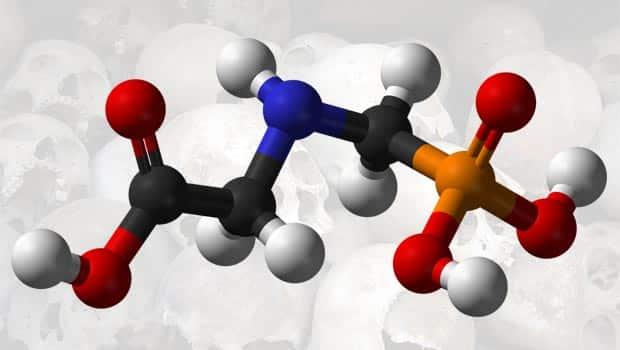 Glyphosate Molecule