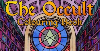 Somebody Actually Made an Occult Coloring Book