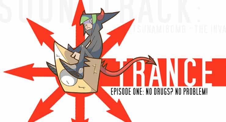 Trance State Chaos Bluefluke