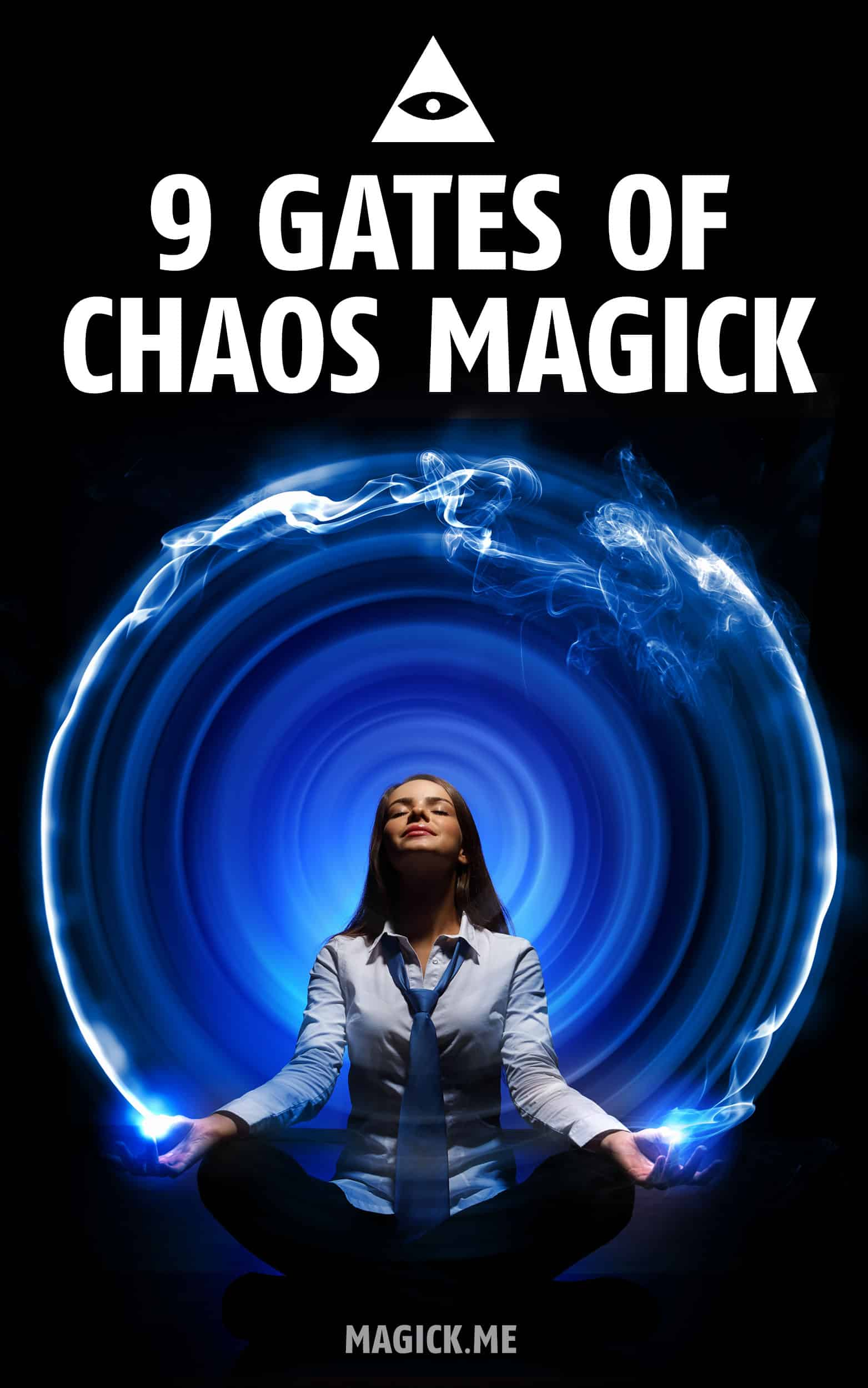 9 Gates of Chaos Magick