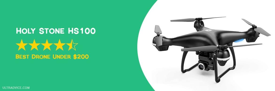 Holy Stone HS100 - Best Drone under 200 - ULTRAdvice.com