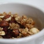 【健康食品】ダイエットに効果あり?第3の朝食 グラノーラ!