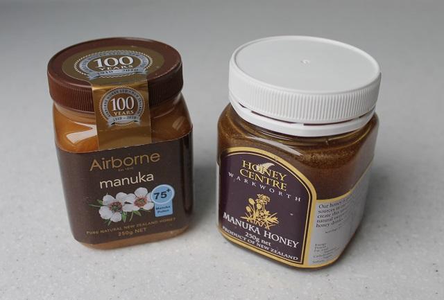 Manuka_Honey_Examples