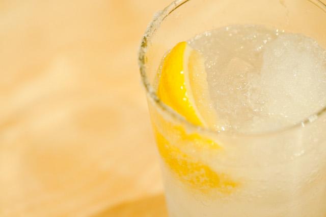 レモン飲料