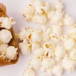 栄養豊富で低カロリーなポップコーン ダイエットにも効果的!?