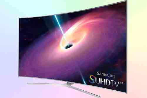 Телевизор Samsung JS9500 SUHD