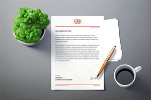 Letterhead Printing Company in Chennai
