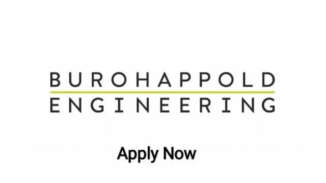 Buro Happold Engineering Hiring  Fresher BE BTech  Mechanical Engineer